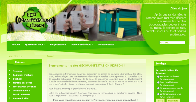 Ecomanifestation